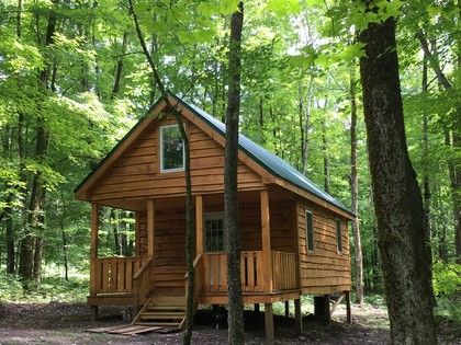NY land and camp for sale