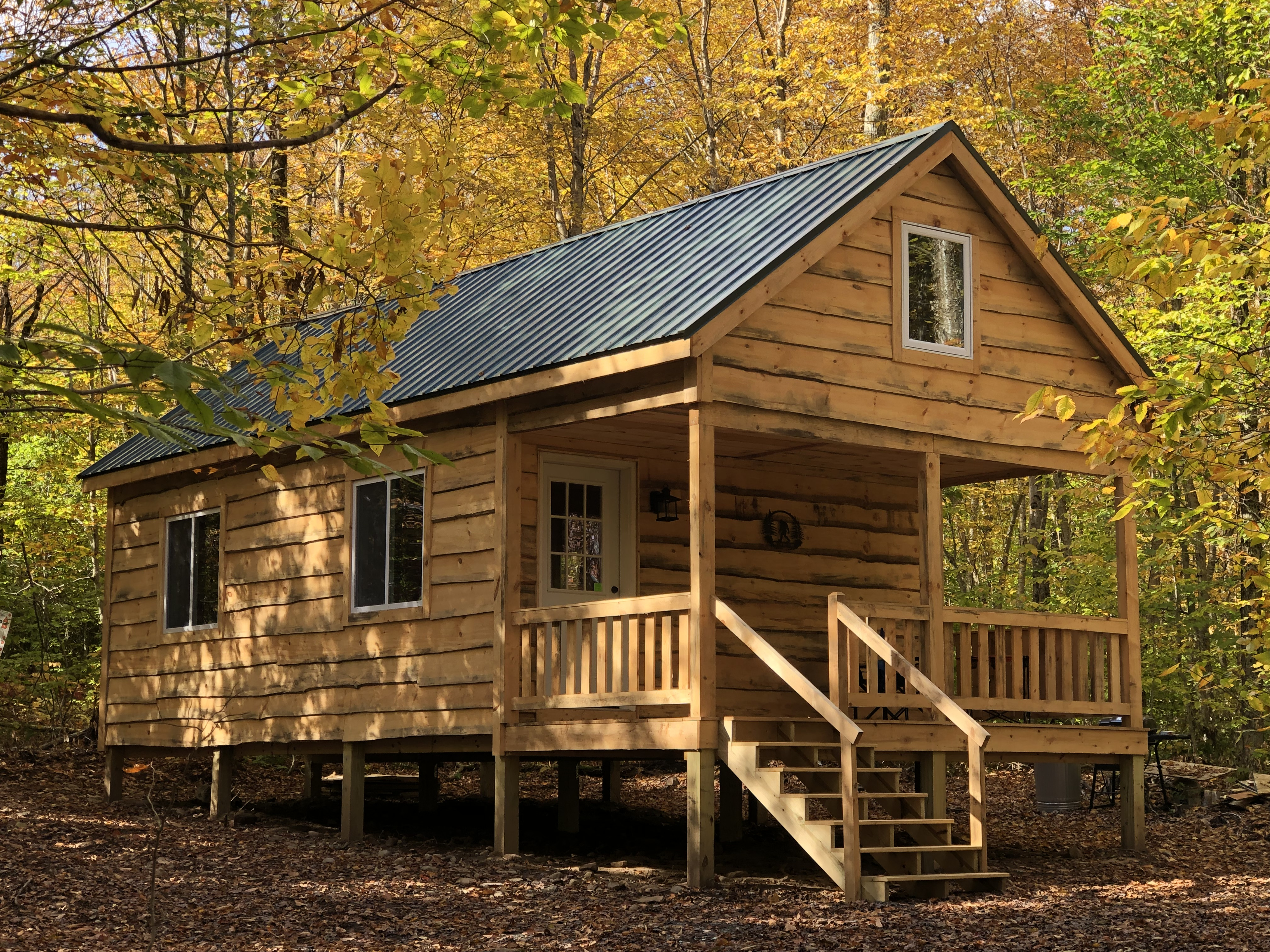 Hemlock Lodge Cabin Packages From Land And Camps