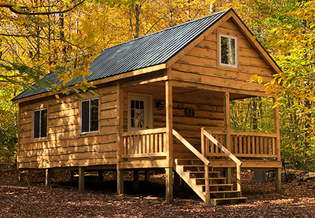 Camps And Cabins For Sale From Land And Camps