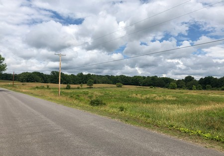 NY land for sale with town road power, florence New York