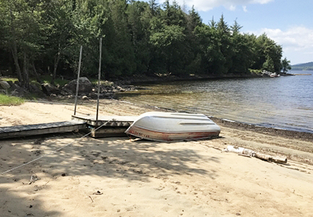 Long Lake Camp Adirondack Camps For Sale Beach From Land And Camps
