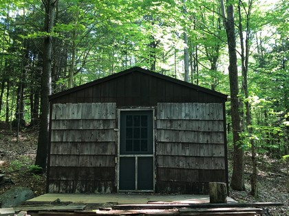 NY camp in Diana for sale